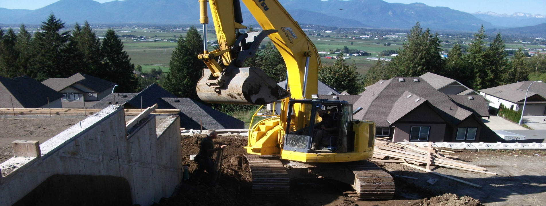Adams Excavating